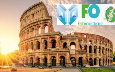 SIGLATO ACCORDO FEDERODONTOTECNICA-FEDERFORMA E DDS DIGITAL DENTISTRY SOCIETY